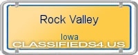 Rock Valley board